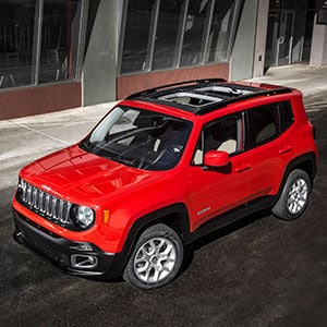 Calgary The New Jeep Renegade Is Here Http Www