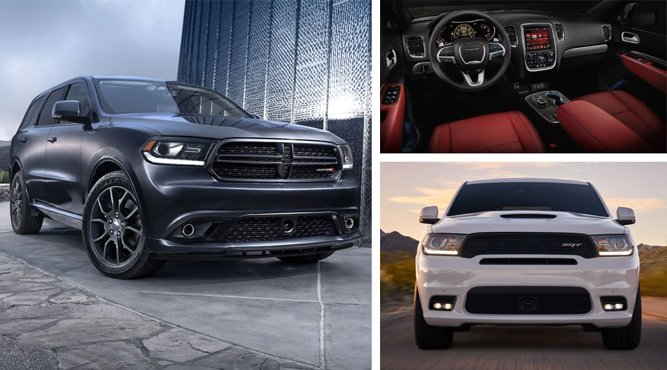 Find Your Dodge Durango At Varsity Chrysler Dodge Jeep Ram