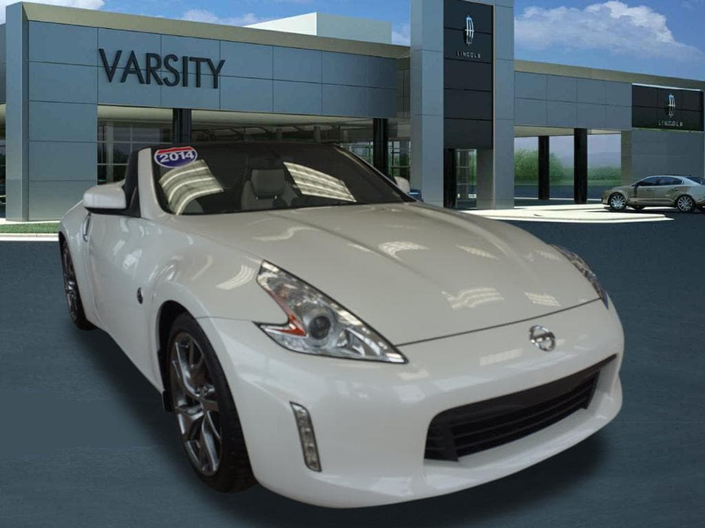 2014 Nissan 370z Roadster Touring Convertible