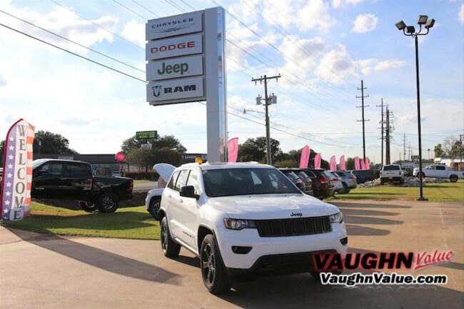 2018 Jeep Grand Cherokee UPLAND 4X4 Sport Utility
