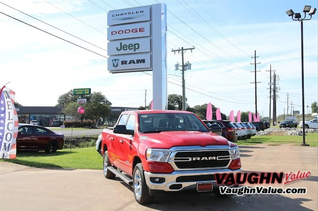 New 2019 Ram All-New 1500 For Sale at Vaughn Chrysler Jeep