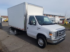 2012 Ford E-350 12Ft Gasoline&Propane - NO CVOR Required Commercial