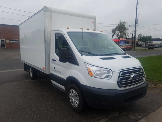 2016 Ford Transit T350 14Ft Single Rear Wheel Cube Van Commercial