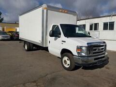 2013 FORD E450 16Ft 5.4L V8 Gas 16Ft x 7Ft Box + Ramp
