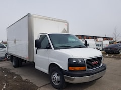 2016 GMC Savana 3500 G3500 16Ft V8 Gasoline + Ramp Commercial