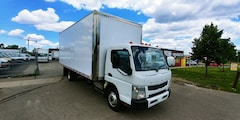 2012 MITSUBISHI FUSO FE180 20Ft x 8Ft High Box 3.0L Diesel Dock Level - G License