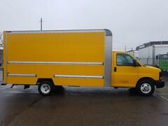 2012 GMC Savana 3500 G3500 16Ft V8 Gas + Ramp Commercial
