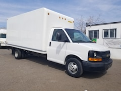 2014 Chevrolet Express 3500 G3500 16Ft Unicel Box - Only39, 000km Commercial