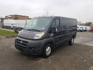 2014 Ram Promaster 1500 Six to Choose V6 3.6L Cargo Commercial