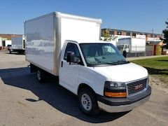 2015 Chevrolet Express 3500 12Ft Single Rear Wheel - No CVOR 3 to Choose Commercial