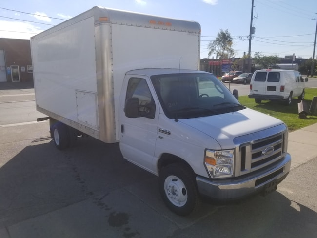 2013 FORD E-450 16Ft 5.4L V8 Gasoline