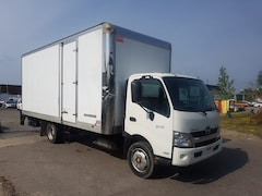 2013 Hino 145 195 Model 20Ft + Lift Gate+Ramp & Side Door Commercial
