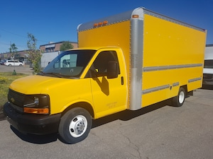 2012 Chevrolet Express Cutaway G3500 16Ft V8 Gas - 4 to Choose