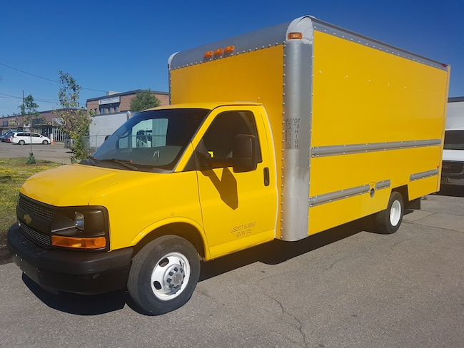 2012 Chevrolet Express Cutaway G3500 16Ft V8 Gas - 4 to Choose Commercial