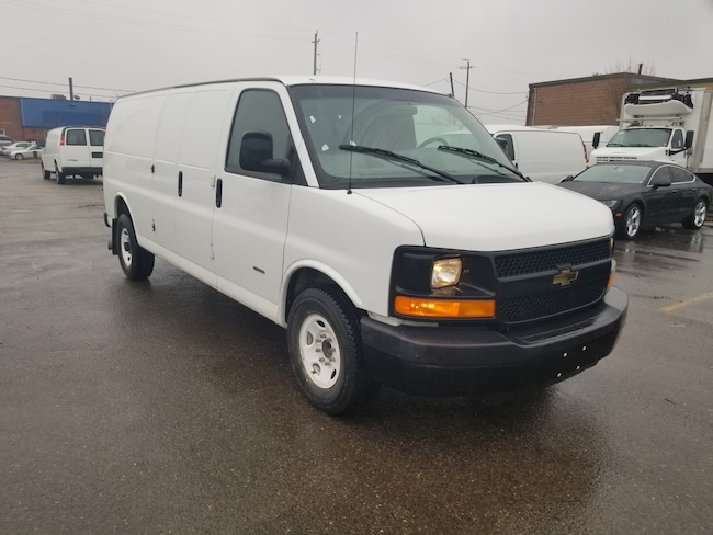 2011 Chevrolet Express G3500 Extended 6.6L Duramax Diesel Commercial