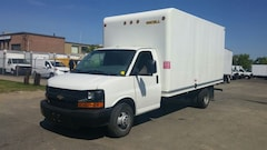 2012 Chevrolet Express G3500 16Ft Unicell Box V8 Gas Commercial