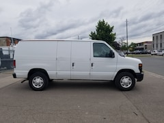 2011 Ford E-150 4.6L Cargo Van with Shelving Commercial