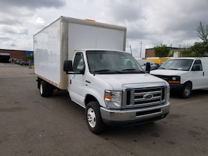 2015 Ford E-350 E-450 16Ft Aluminum Box 5.4L V8 Gasoline