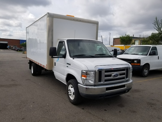 2015 Ford E-350 E-450 16Ft Aluminum Box 5.4L V8 Gasoline Commercial