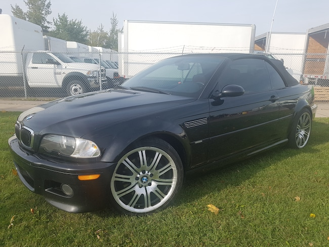 2006 BMW M3 M3 Convertible SMG Transmission - NO ACCIDENTS Cabriolet