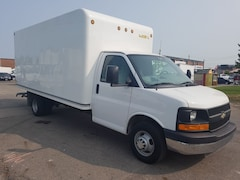 2014 Chevrolet Express 3500 G3500 16Ft Unicell Box + Ramp - CERTIFED Commercial