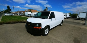 2012 Chevrolet Express G3500 Extended 6.6L Duramax DIESEL - 2 To Choose