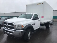 2015 DODGE RAM5500 16Ft Dock Level Diesel 6.7L V8 Cummins Diesel + Ramp