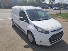 2014 Ford Transit Connect XLT + Shelves - 2.5L 4Cyl Commercial