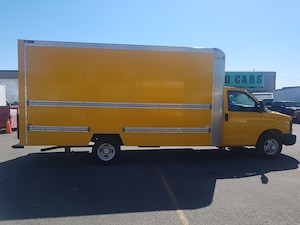 2012 Chevrolet Express Cutaway G3500 16Ft V8 Gasoline
