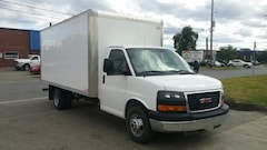 2013 GMC Savana 3500 16Ft 6.6L Duramax Diesel Commercial