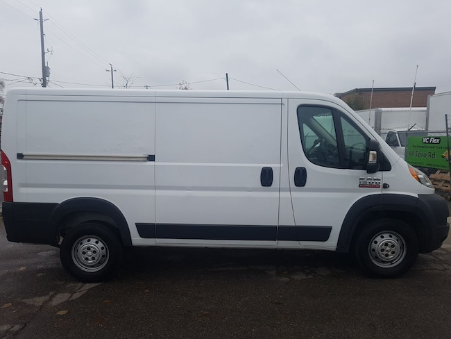 2014 Ram Promaster 1500 3.6L V6 136Wheel Base + Sliding Door Commercial
