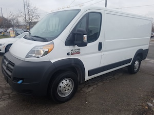 2014 Ram ProMaster 1500 Two To Choose V6 3.6L Cargo