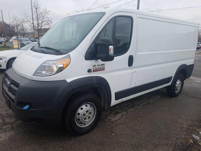 2014 Ram ProMaster 1500 Two To Choose V6 3.6L Cargo Commercial