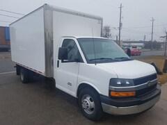 2014 Chevrolet Express 3500 G4500 16Ft 6.6L Duramax Diesel Commercial