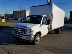 2014 FORD E-450 16Ft 5.4L V8 Gasoline Aluminum Box + Ramp