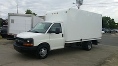 2010 Chevrolet Express G3500 14Ft 4.8L V8 Unicell Box Commercial