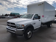 2015 DODGE RAM5500 16Ft 6.7L Cummins Diesel Dock Level GVW:19,500LB G License