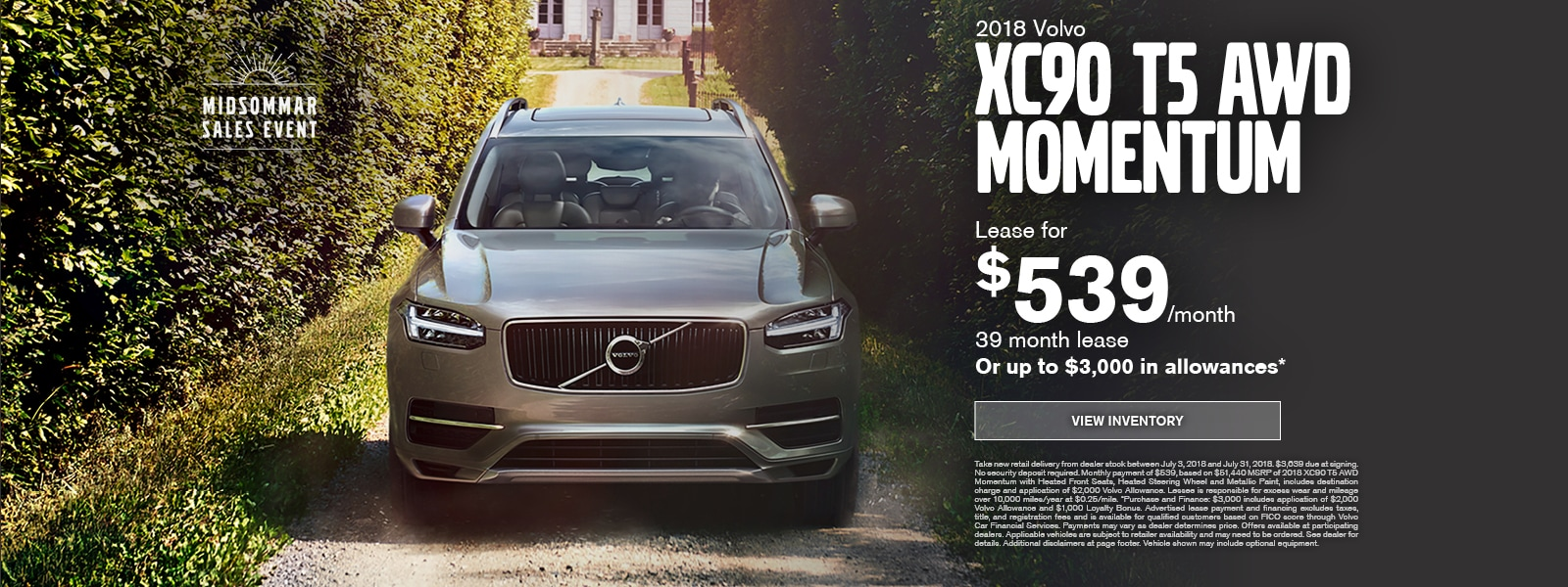 New 2018-2019 Volvo & Used Car Dealer | Volvo Cars Seattle ...