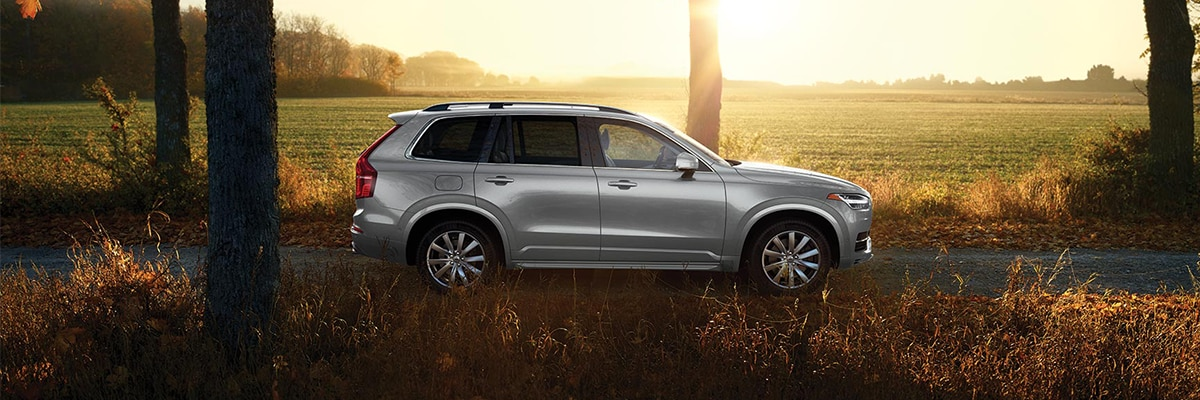 Compare The 2019 Volvo Xc90 Younger Volvo Cars Hagerstown