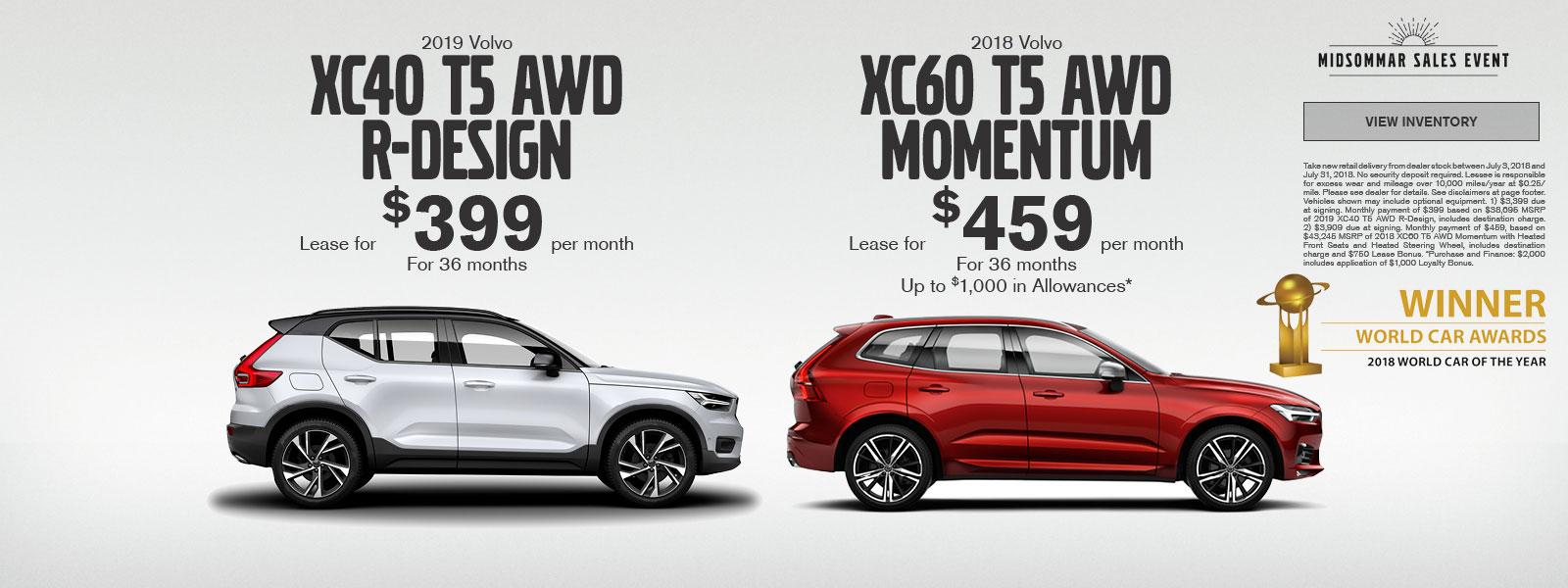 Volvo Dealer New Bern NC | Jacksonville | Morehead City | Kinston