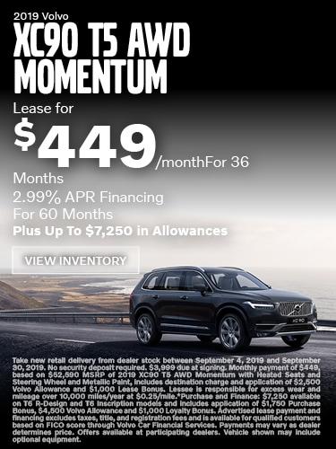 New 2019-2020 Volvo & Used Car Dealer in Albuquerque, NM