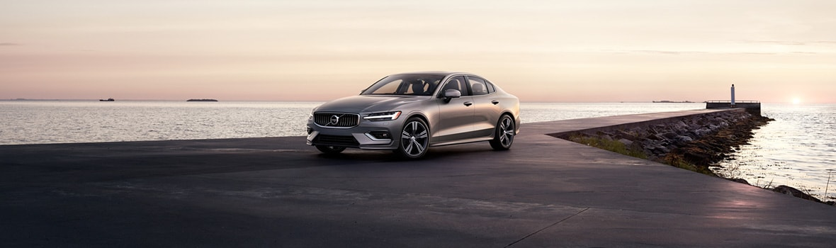 2019 Volvo S60 Comparison NJ