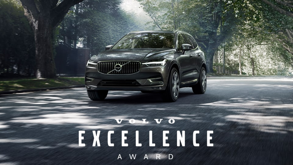 Culver City VOlvo Cars once again wins Volvo Excellence Award for Customer Satisfaction