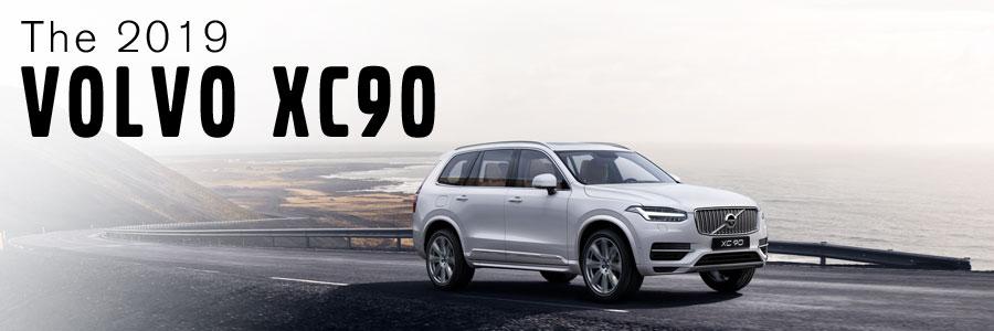 New 2019 Volvo XC90 | Volvo Cars Escondido