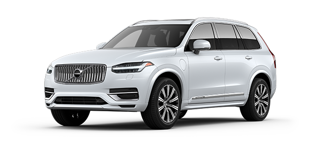 Volvo XC90 Recharge Plug-In Hybrid