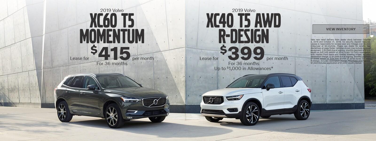 New 2018-2019 Volvo & Used Car Dealership In Burlington