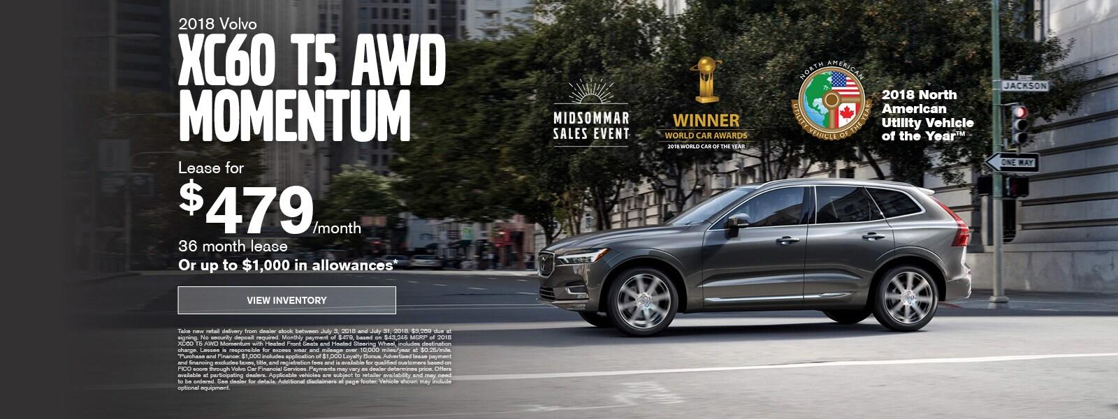 New and Pre-Owned Volvo dealership in Billings | Underriner Volvo