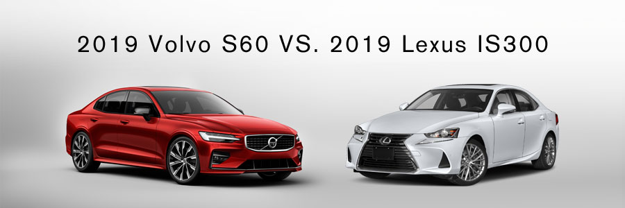 Volvo S60 vs Lexus IS 300