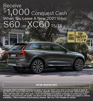 Receive $1,000 Conquest Cash