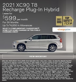 2021 XC90 T8 Recharge Plug-In Hybrid